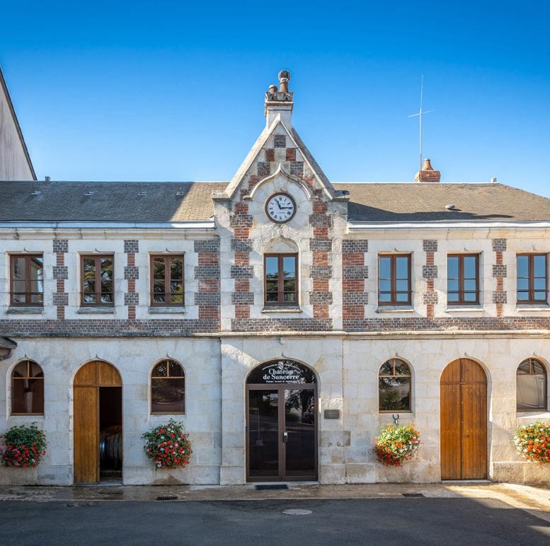 Chai Château de Sancerre