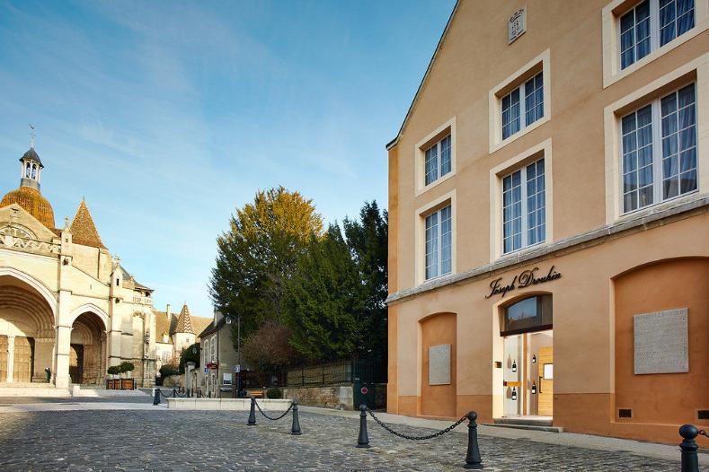 Maison Joseph Drouhin Beaune rue de l'Enfer