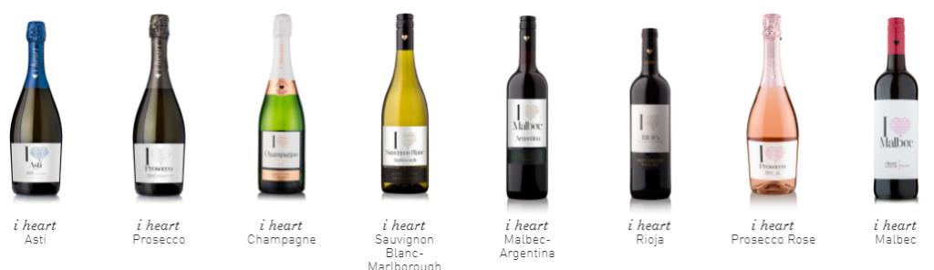 Vins I heart Wines