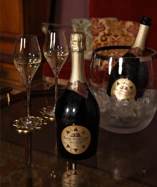Photo de bouteille de Prosecco Conegliano Valdobbiadene Superiore