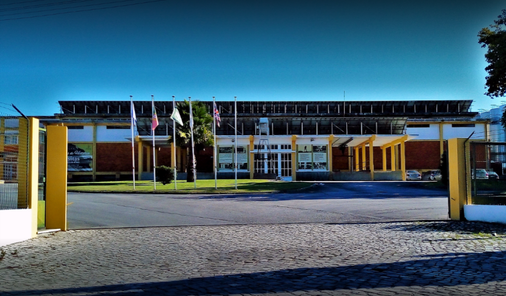 Bureaux de la Cooperativa Agricola Santo Isidro de Pegoes