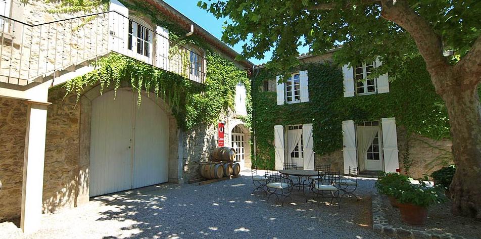Chai Château Rouquette sur Mer