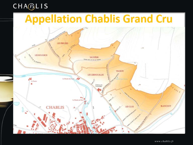 Appellations de Chablis BIVB