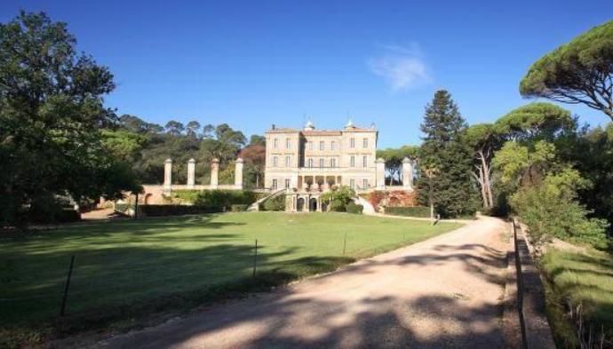 Vieux Château d'Astros