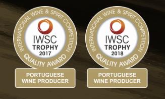 Trophée du meilleur producteur du Portugal - International Wine and Spirit Competition