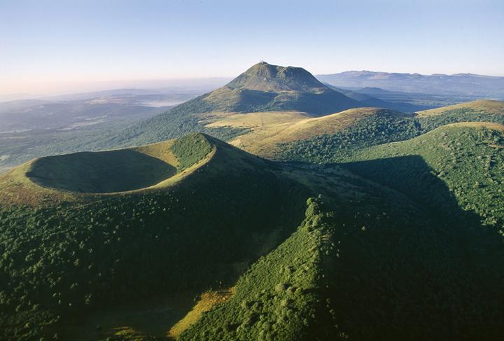 olcans de l'Auvergne - Chaîne de Puys