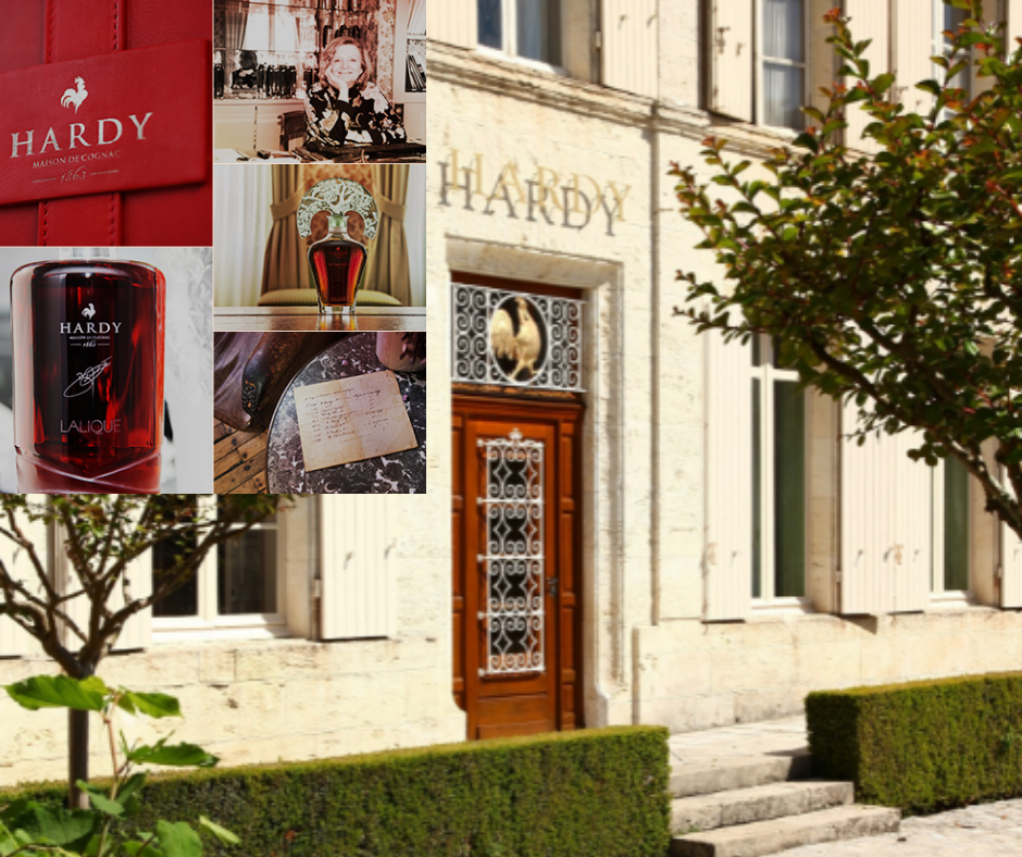 Maison Hardy Cognac