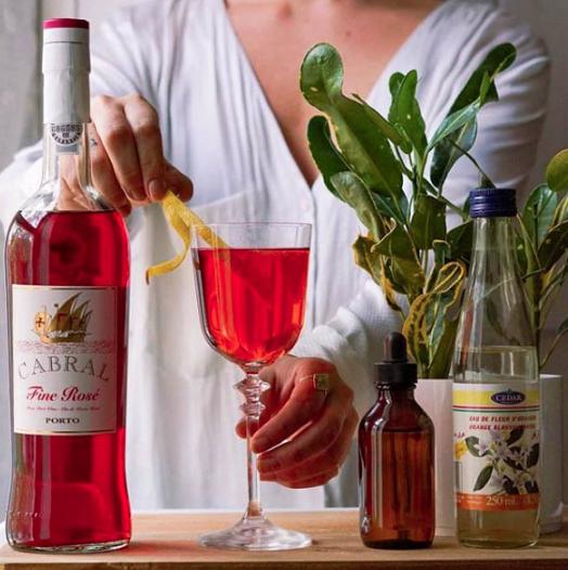 Cabral Cocktail Rosé