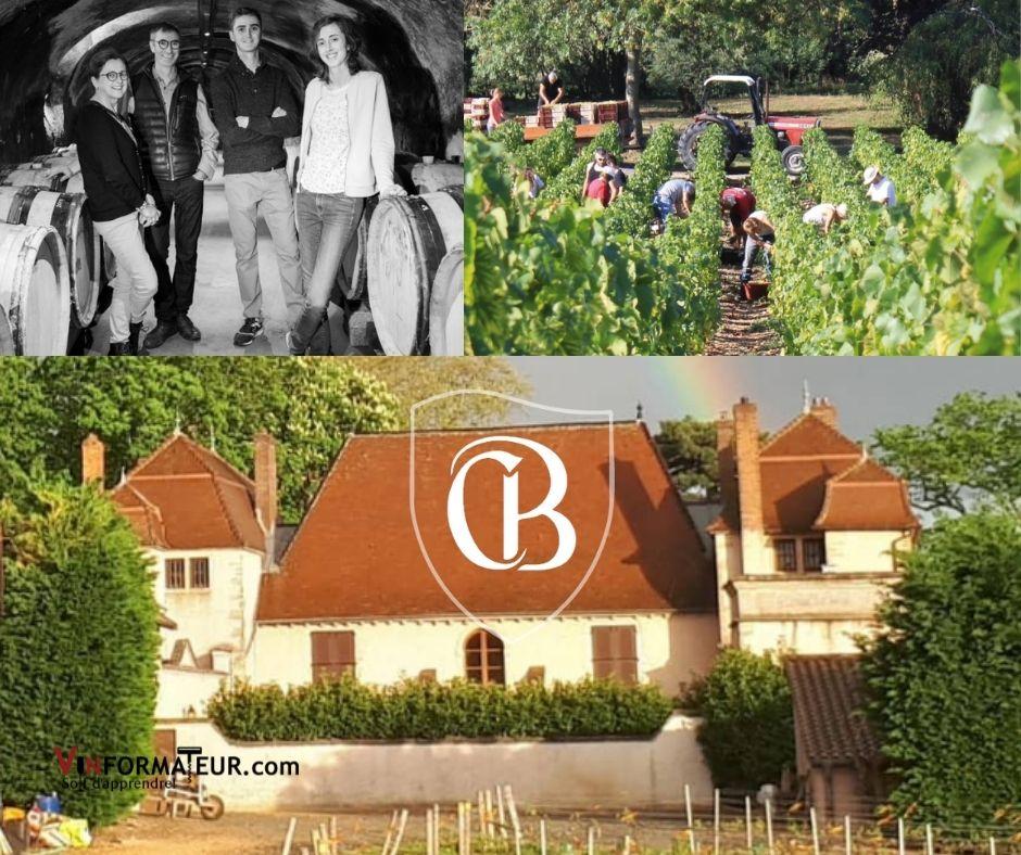 Château Bonnet, famille Perrachon et vignobles