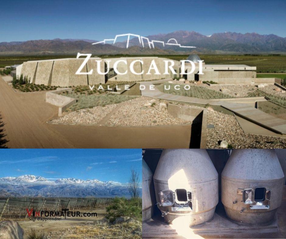 Zuccardi, chai, vignobles