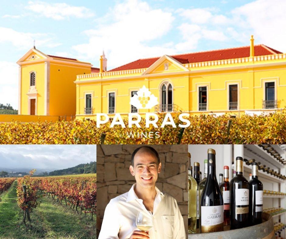 Parras wines - Chai, vignobles, vins, Luis Vieira propriétaire