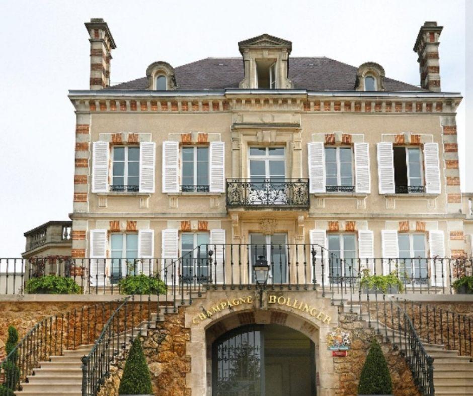 Maison Champagne Bollinger