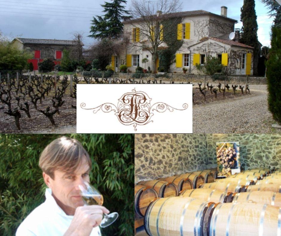 Château Ducasse, Hervé Dubourdieu, chai et vignobles