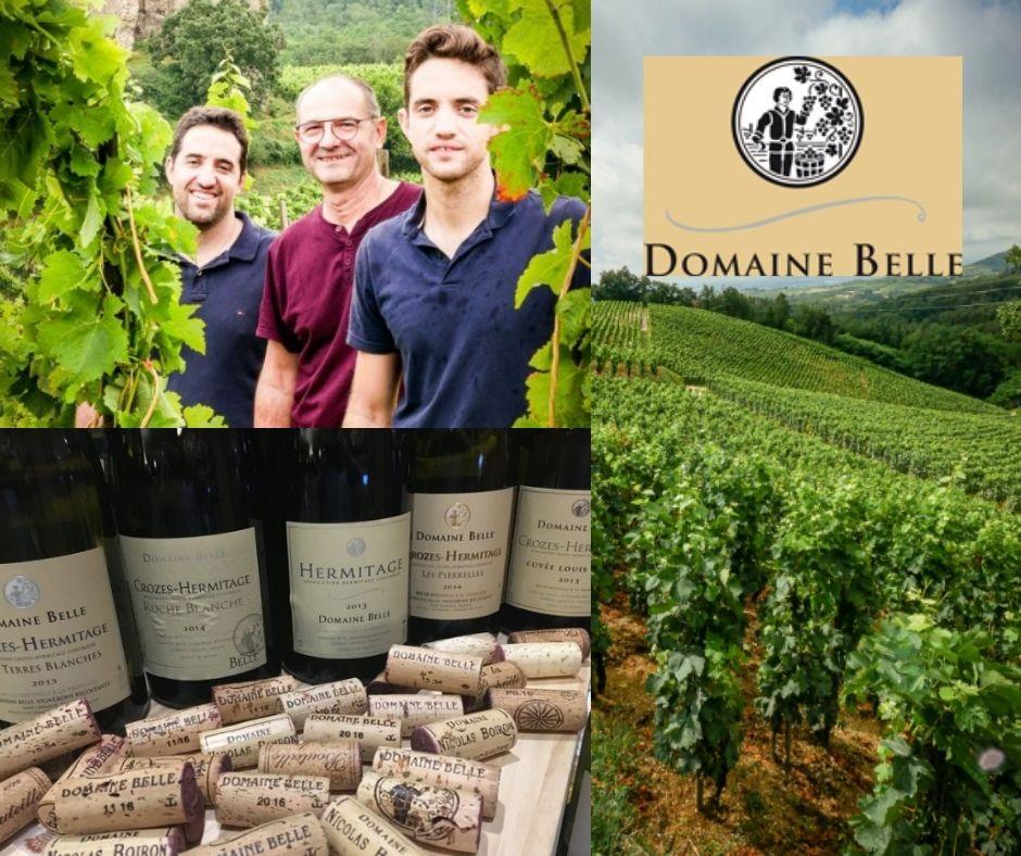 Domaine Belle: Famille Belle, vignobles et vins