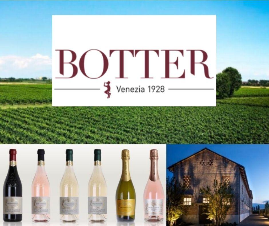 Botter: vignobles, vins et chai